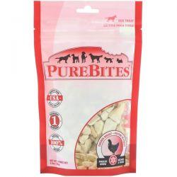 Pure Bites, Freeze Dried, Dog Treats, Chicken Breast, 3.0 oz (85 g)