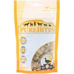 Pure Bites, Freeze Dried, Dog Treats, Duck Liver, 2.6 oz (74 g)