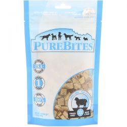 Pure Bites, Freeze Dried, Dog Treats, Lamb Liver , 3.35 oz (95 g)