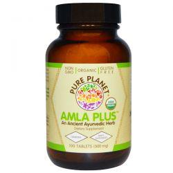 Pure Planet, Organic Amla Plus, 500 mg, 100 Tablets Biografie, wspomnienia