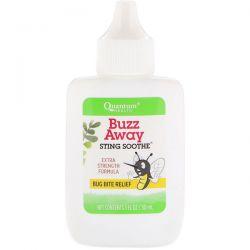 Quantum Health, Sting Soothe, Bug Bite Relief, Extra Strength Formula, 1 fl oz (30 ml)
