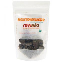 Rawmio, Orange Chocolate Hearts, 2 oz (57 g) Biografie, wspomnienia