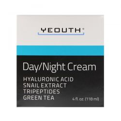 Yeouth, Day/Night Cream, 4 fl oz (118 ml) Biografie, wspomnienia
