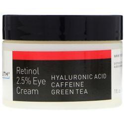 Yeouth, Retinol, 2.5% Eye Cream, 1 fl oz (30 ml)