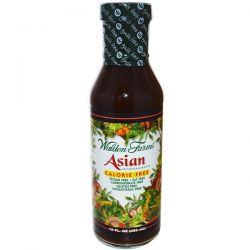 Walden Farms, Asian Dressing & Marinade, Calorie Free, 12 fl oz (355 ml) Biografie, wspomnienia