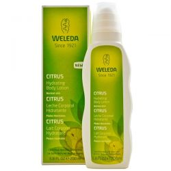 Weleda, Hydrating Body Lotion, Normal Skin, Citrus, 6.8 fl oz (200 ml) Biografie, wspomnienia