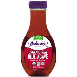 Wholesome Sweeteners, Inc., Organic Raw Blue Agave, 11.75 oz (333 g) Biografie, wspomnienia