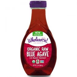 Wholesome Sweeteners, Inc., Organic Raw Blue Agave, 23.5 oz (666 g) Biografie, wspomnienia