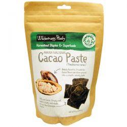 Wilderness Poets, Arriba Nacional Cacao Paste, 8 oz (226.8 g) Biografie, wspomnienia
