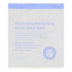 Wishtrend, Hours-Long Moisturizing Gauze Sheet Mask, 1 Sheet Mask, 1.1 oz (30 g) Biografie, wspomnienia