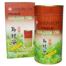Uncle Lee's Tea, Premium Oolong Tea in Bulk, 4.23 oz (120 g) Biografie, wspomnienia