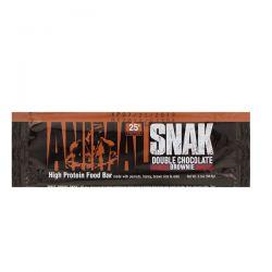 Universal Nutrition, Animal Snak Bar, Double Chocolate Brownie, 1 Bar, 3.3 oz (94.6 g) Pozostałe