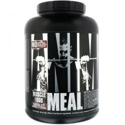 Universal Nutrition, Animal Meal, Chocolate, 5 lbs (2.27 kg) Biografie, wspomnienia
