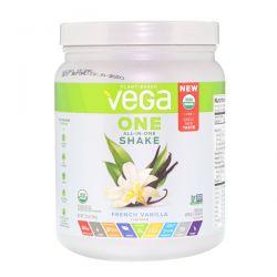 Vega, One, All-in-One Shake, French Vanilla, 12.2 oz (344 g)