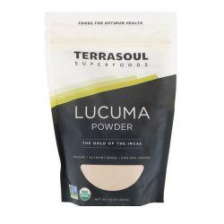 Terrasoul Superfoods, Lucuma Powder, The Gold Of The Incas, 16 oz (454 g) Biografie, wspomnienia