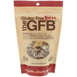 The GFB, Gluten Free Bites, Chocolate Cherry Almond, 4 oz (113 g) Biografie, wspomnienia