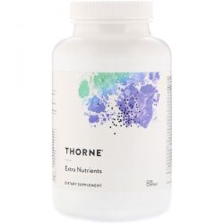 Thorne Research, Extra Nutrients, 240 Capsules