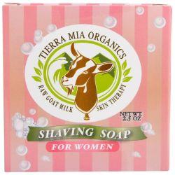 Tierra Mia Organics, Raw Goat Milk Skin Therapy, Shaving Soap For Women, 2.5 oz Biografie, wspomnienia