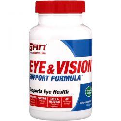 SAN Nutrition, Eye & Vision Support Formula, 90 Capsules
