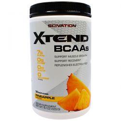 Scivation, Xtend, BCAAs, Pineapple, 15.1 oz (429 g)