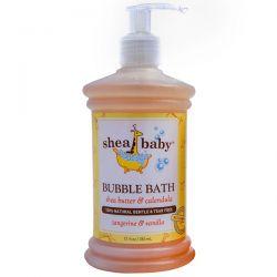 Shea Baby Shea Mama, Bubble Bath, Tangerine & Vanilla, 12 fl oz (355 ml) Biografie, wspomnienia