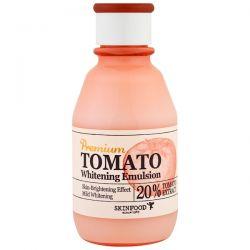 Skinfood, Premium Tomato Whitening Emulsion, 140 ml