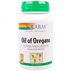 Solaray, Oil of Oregano, 150 mg, 60 Softgels Biografie, wspomnienia
