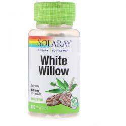 Solaray, White Willow, 400 mg, 100 VegCaps Biografie, wspomnienia