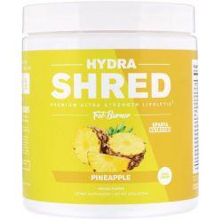 Sparta Nutrition, Hydra Shred, Premium Ultra Strength Lipolytic Fat Burner, Pineapple, 9.52 oz (270 g) Biografie, wspomnienia