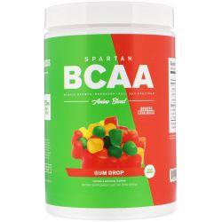 Sparta Nutrition, Spartan BCAA, Amino Blend, Gum Drop, 9.52 oz (270 g)