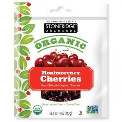 Stoneridge Orchards, Organic Montmorency Cherries, 4 oz (113 g) Biografie, wspomnienia