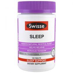 Swisse, Ultiboost, Sleep, 120 Tablets Suplementy diety