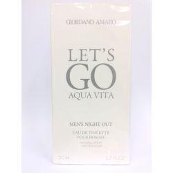 Let's Go Aqua Vita 50ml typ Armani Aqua di Gio