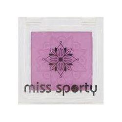 Miss Sporty cienie Mono Eyeshadow 126 Lady Lilac