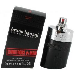 Bruno Banani, DANGEROUS MAN EDT 30ml
