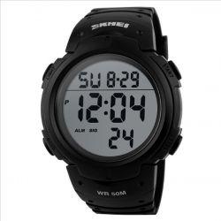 Elektroniczny zegarek sportowy do pływania