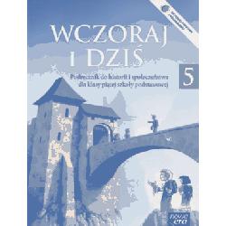Historia Wczoraj i dziś SP kl.5 podręcznik