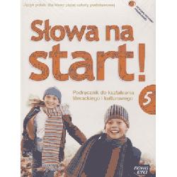 Język polski Słowa na start! SP kl.5 podręcznik