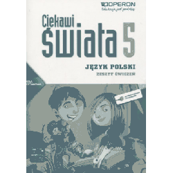 Język polski Ciekawi świata SP kl.5 ćwiczenia