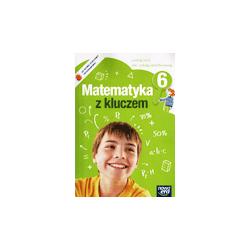 Matematyka z kluczem SP kl.6 podręcznik NE