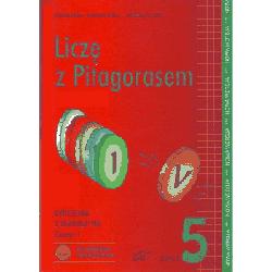Matematyka Liczę z Pitagorasem SP kl.5 ćwicz. cz.1