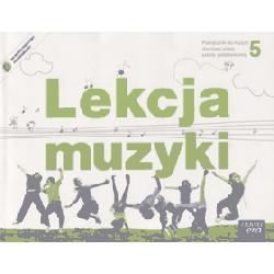 Muzyka Lekcja muzyki SP kl.5 podręcznik