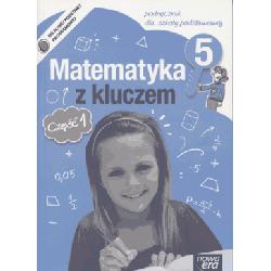 Matematyka z kluczem SP kl.5 podręcznik cz.1