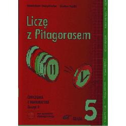 Matematyka Liczę z Pitagorasem SP kl.5 ćwicz. cz.2