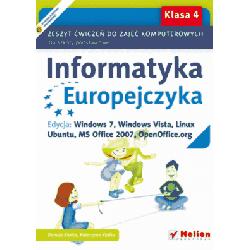 Informatyka Europejczyka kl.4 ćwiczenia Windows 7