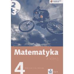 matematyka z klasą SP kl.4 podręcznik