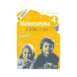 Matematyka z kluczem SP kl.4 podręcznik cz.2