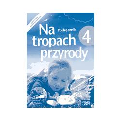 Przyroda Na tropach przyrody SP kl.4 podręcznik