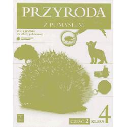 Przyroda Z pomysłem SP kl.4 podręcznik cz.2