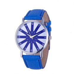 Damski zegarek kwarcowy Geneva Blue